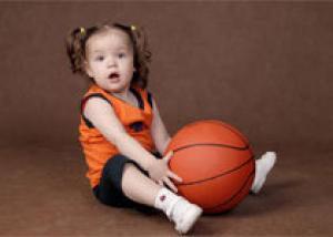 Можно ли малышу заниматься спортом?