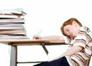 Кому в школе учиться трудно?