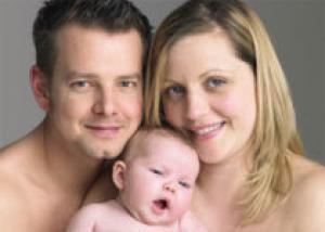 Первенец - причина семейного кризиса?