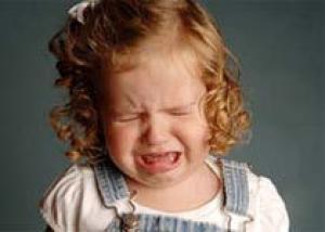 У детей которых воспитывают`шлепками` снижается IQ