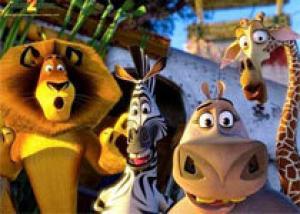 В Сингапуре строится первый в мире тематический парк, посвященный мультфильму `Мадагаскар`