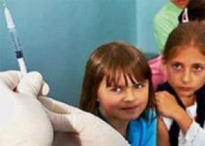 Жаропонижающие снижают эффективность вакцинации детей