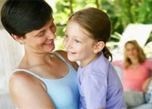 Как сделать приемных детей родными