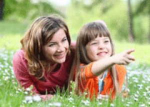 Идеальная мама с точки зрения ребенка