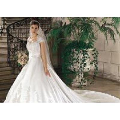 Свадебные наряды – сейчас в моде роскошь