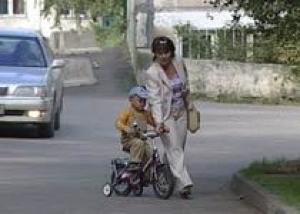 Собираемся с малышом на прогулку
