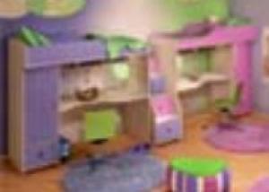 Детская мебель для двойни