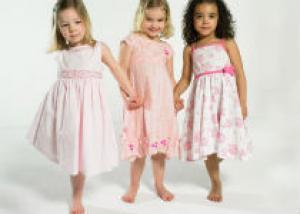 Особенности одежды для детей