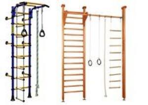 Детские спортивные комплексы: Kampfer или Карусель
