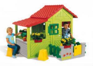Выбираем детские игровые домики