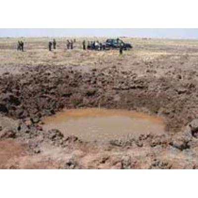 Сотни перуанцев пострадали от испарений, вызванных падением метеорита