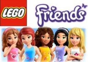 LEGO® Friends - настоящая новогодняя сказка!