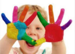 Как научить различать цвета ребенка