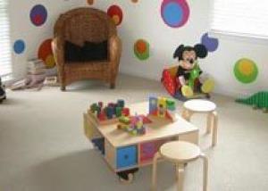 Оборудование комнаты ребенк