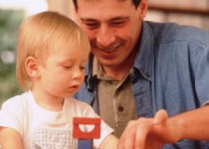 Развивающие игрушки для двухлетнего ребенка