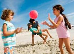 Правила загара для детей от ZEPTER