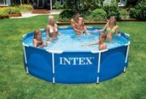 Выбираем для дачи надувной бассейн