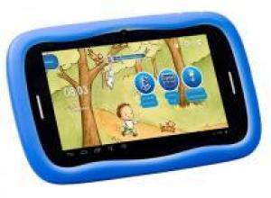 QUMO совместно с «Кристалл Протекшн» представляет новый детский планшет QUMO Kids Tab 2! Эксклюзивно в магазинах М.Видео!