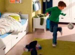 Как выбрать мебель в комнату для мальчика?