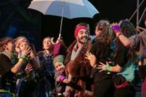 Проект «Поколение М» объявляет звездный актерский состав благотворительного спектакля «Поколение Маугли» в Москве