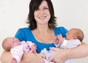 В Великобритании родилась самая тяжелая пара близнецов