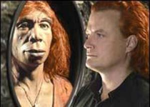 Неандертальцы бывали рыжими и бледнолицыми