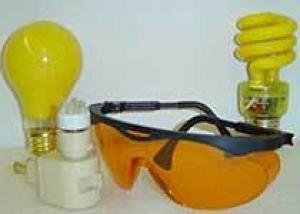 Очки со светофильтром помогают при гиперактивности