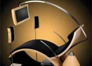 Maya Single Chair – кресло для релаксации
