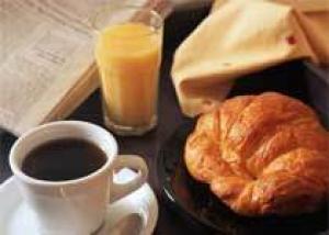 Завтрак пропустил - себе навредил