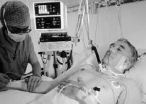 Швейцарские больничные учреждения допускают возможность `ассистируемого суицида`