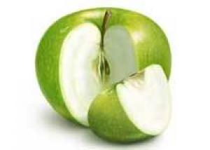 Яблоки сжигают калории