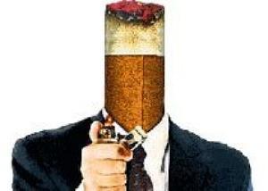 40% курильщиков психически больны