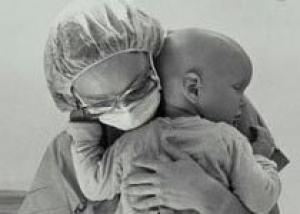 В Кузбассе успешно провели трепанацию черепа пятимесячному ребенку