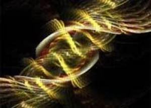 Обнаружена `телепатическая связь` между молекулами ДНК