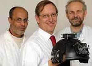 Создан шлем для лечения старческого слабоумия