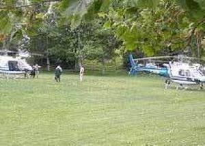 В Краснодарском крае создают службу `скорой помощи`, в которой будут задействованы вертолеты