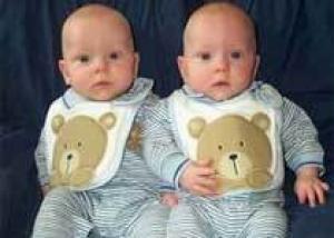 53-летняя итальянка родила близнецов
