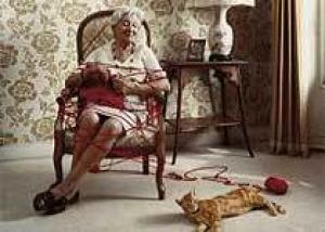 80-летняя бабушка случайно забеременела