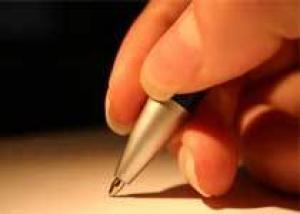 Письменные упражнения могут помочь больным раком