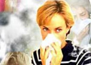 На Урале стало расти число людей, страдающих от аллергии