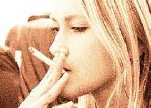 Успех в борьбе с курением зависит от фазы менструального цикла