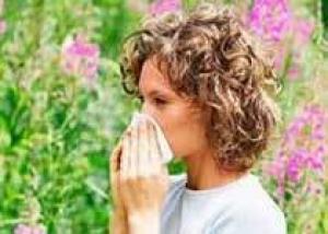 Поллиноз - сезонная болезнь