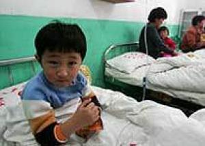 В Китае энтеровирусом заразились более 4,5 тысяч детей