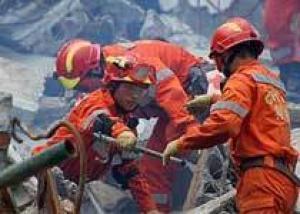 Китаец, проведший под завалами почти 140 часов, отделался синяками