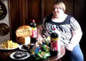 Самую толстую девочку Великобритании будут лечить в США