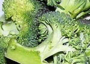 Капуста брокколи улучшает работу сердца