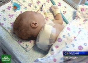 Только 38% детей рождаются в Петербурге здоровыми