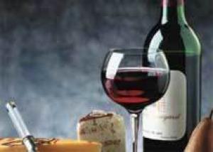 Красное вино защищает от радиации