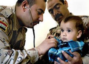 Иракским врачам разрешат носить оружие