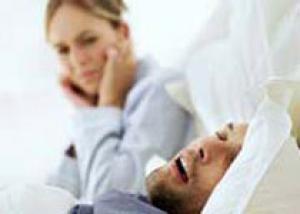Храп супруга может быть причиной гипертонии